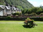 Beddgelert cottages