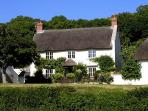 Beautiful cottage.  Thatched roof and only 13 years old