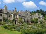 Cotehele House, National Trust.