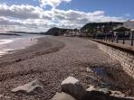 Sidmouth Seafront