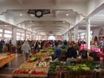 Cannes - Le marché Forville
