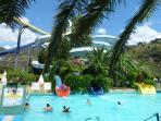 Aquapark in Praia a Mare (10km from Scalea)
