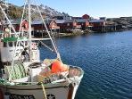 Fishermens cabin (Rorbu) Tind Lofoten