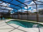 South Facing Pool - So Sun All Day !