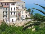 Vasto Centro Storico where the house is situated