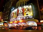 Opera Theater in Corrientes Avenue