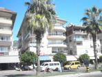 Luxury apartment Alanya