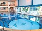 penstowe manor heated pool ( extra charge by penstowe manor )
