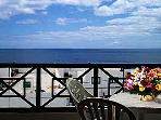 Luxurious Apartment With Stunning 180 Degree Views Of The Harbour, Sea And Fuerteventura ?