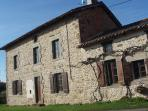 Detached Stone Farmhouse, sleeps up to 8 + cot, Huge kitchen, bathrooms upstairs and downstairs