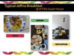 Typical Jaffna Food