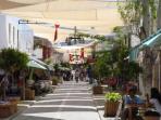 Yalikivcak main street