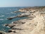Sea caves local area
