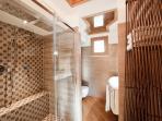 Bagno - Doccia Matrimoniale (Twin-Shower)