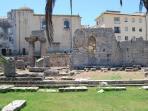 Tempio di Apollo in Piazza Pancali