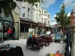 Craft Fair Newcastle Main Street