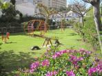 Jardínes urbanizacion