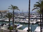 A different view of the fabulous sophisticated Duquesa Marina.