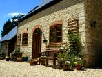 Jasmine Cottage, converted stables