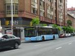 Parada de Autobús urbano