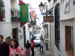Altea old town - the best kept town on the Costa Blanca - 30 mins drive