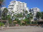 En la Costa del Sol y junto al Paseo Maritimo disfruta de una estancia inolvidable.