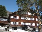 Chalet Zuckmayer in sunny south eastern position