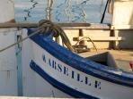 Barquette Marseillaise