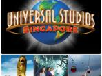 Less than an hour to Universal Studio Singapore