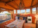 The Yurt at Casa el Morro - Kitchen