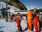 Pistas de esquí de Cerler a 20 Km.