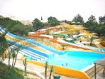 Rojales Water park just 10 minutes away
