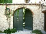 Il Giardino Segreto - main entrance