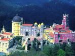 Nice Palácio da Pena (Pena Palace)