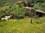 Casa Rural para dos personas.