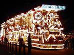 Somerset's unique fully lit carnival