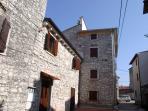 House Leo in centre of Brtonigla village