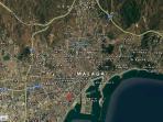 Mapa acceso al apartamento