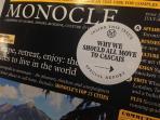 MONOCLE REVIEW CASCAIS
