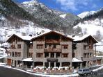 apartamentos de montaña con ch