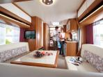 eilat caravan - great vacation (4 People)