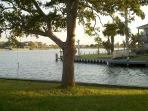WATER FRONT PROPERTY !! COME RELAX !!!