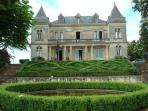 Visits to local chateaux