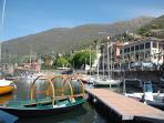 Bellano: the old marina