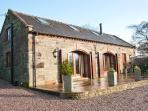 Traditional stone built exterior, contemporary conversion inside. Gated access to the property