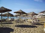 Playa pueblo