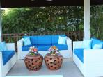 Huge Sala perfect for outdoor relaxing