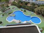 Shared pool and children's pool