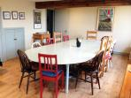 The large eat in Kitchen/diner - space for 16 easily