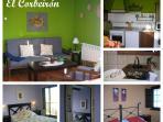 Apartamento El Corbeiron 4/5 plazas
